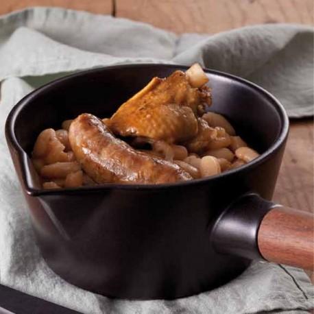 Cassoulet au canard confit