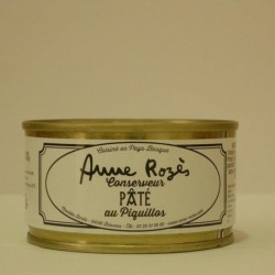 Pâté basque