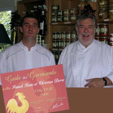 Christian Parra et Franck Rozès