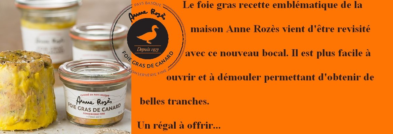 foie gras Anne Rozès